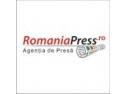 Romania Press. ROMANIA PRESS O NOUA AGENIE DE PRESA IN MASS-MEDIA DIN ROMANIA