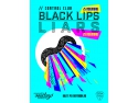 lady in black. poster Black Lips Liars