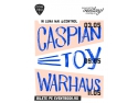 Caspian, TOY si Warhaus – live la Bucuresti, in mai! five plus art gallery