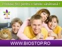 alimentatie. Te invitam pe BioStop.ro, magazin online cu produse bio