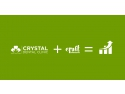 agentie de marketing online. Crystal Dental Clinic & Craft Interactive