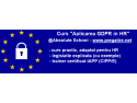 cursuri gdpr. Curs GDPR in HR Absolute School resurse umane