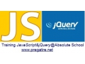 javascript. Pasionat/a de dezvoltarea site-urilor web? Absolute School te invita sa participi la un curs practic de JavaScript-jQuery la pret promotional