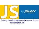 Pasionat/a de dezvoltarea site-urilor web? Absolute School te invita sa participi la un curs practic de JavaScript-jQuery la pret promotional
