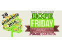 Arbex Art Decor participa la Hope Friday 2016 cu deco-perete.ro si arta-inramarii.ro