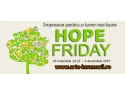 sticker de perete pvc. Hope Friday la Arta-inramarii.ro
