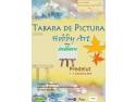 Invata sa pictezi in Tabara de pictura Hobby Art pentru adulti
