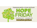 Livrare gratuita la decoratiuni de perete de Hope Friday