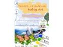 cursuri adulti. Afisul taberei de pictura Hobby Art pentru amatori din Apuseni- iunie 2015