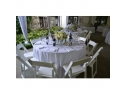 Afla unde puteti comanda fete de masa rotunde pentru restaurant Carmen Grigoroiu