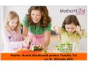 alimentatie sanatoasa. Atelier de nutritie Hrana Sanatoasa pentru Familia Ta! cu dr. Mihaela Bilic si MotherHood Center