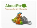 the read all about it. Aboutro.com, logo, turism cultural