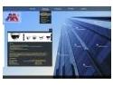 Bridge Concept anunta lansarea site-ului companiei Activ Alarm - www.activalarm.ro