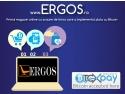 Ergos.ro - primul magazin online cu scaune de birou care a integrat plata cu Bitcoin