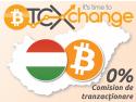Extindem platforma BTCXchange.ro și pe forintul maghiar (HUF)