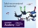 Fundatia LEADERS anunta LEADERS Academy, editia a 5-a