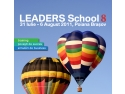 leadership education. LEADERS School 8
