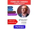 Femei de cariera - mai 2019 / Marius Bizau - speaker fonduri nerambursabile