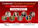 International Franchise and Branding Exhibition. Participa gratuit la conferinta Branduri si branding