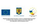 speakeri internationali. Anunt de presa Finalizarea proiectului POS-CCE - A1-DM 1.1-OC Sprijin pentru accesul pe noi piete si internationalizare
