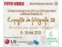 Invitatie vernisaj Expozitie de fotografie 3D - 6 mai 2010