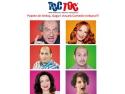 Comedia TOC TOC - Sambata 25 Aprilie
