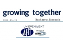 intalnire anuala. Growing together 2012