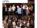 Cafeneaua Bancara organizeaza o noua petrecere pentru mediul financiar