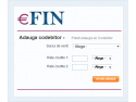 Optiunea Codebitor, o noua facilitate pentru utilizatorii  Credit Scoringului eFin.ro