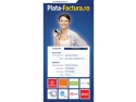 abdomen plat. Plateste-ti facturile intr-un minut prin www.plata-factura.ro