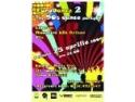 ziua europeana a muzicii. Seara dedicata muzicii dance a anilor 90 la Club Cocoloco, 25 aprilie 2009
