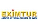 Cifrele de afaceri realizate in anul 2006 de compania EXIMTUR si evolutia acestora incepand cu 2001