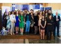 tineri anteprenori. Echipa POV21 la Gala Comunitarium