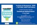 SNSPA. invitație Lucian Anghel - Economia pe înțelesul tuturor