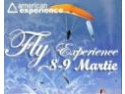 ziua femeii. Fly Experience – adrenalina cu parapanta de ziua femeii la Cluj