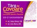 Eveniment unic in Bucuresti TARGUL DE COVOARE !!!!!......  28-31 octombrie 2010