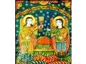 Icoana Sf. Mihail si Gavril , iconar Adriana Dinu Florian