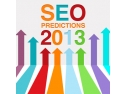 tendinte. SEO in 2013