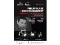 Conferinta de presa Philip Glass și Kronos Quartet