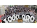 1 milion de cutii de viteze TLx fabricate la Uzina Mecanica şi Şasiuri Dacia
