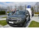 Familia Regala. Alteta Sa Regala Principele Radu in vizita la Uzina Vehicule Dacia