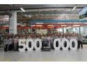 B Energy. Dacia a produs 500.000 de motoare energy TCE 90