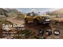 duster 4x4 everyone. Dacia lansează ediţia specială Duster Connected by Orange