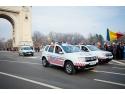 """Noul Duster a """"mărşăluit"""" la Parada Militară de 1 Decembrie"""