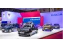 logan mcv. Noutăţile Dacia la Salonul de la Geneva 2016