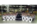 Dacia. Uzina Vehicule Dacia a produs 5 milioane de automobile