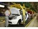 Uzinele Dacia realizeaza 7,7% din exportul României