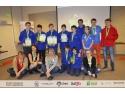 concurs cu premii. 8 premii la concursul internațional de robotică de la Varșovia