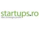 start-up. Parteneriat pentru sprijinirea start-up-urilor