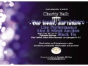 Charity. Fundatia Life Care va invita la ,,Charity Ball: Our teens, our future''